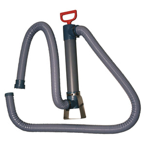 Beckson Thirsy-Mate High Capacity Super Pump w/4' Intake, 6' Outlet [524C] - Point Supplies Inc.