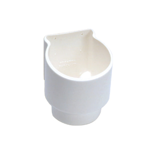 Beckson Soft-Mate Insulated Beverage Holder - White [HH-61]-Beckson Marine-Point Supplies Inc.