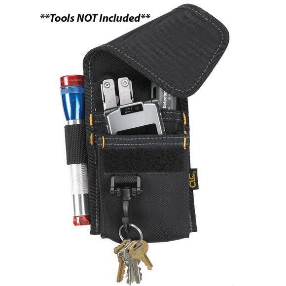 CLC 1104 4 Pocket Multi-Purpose Tool Holder [1104] - Point Supplies Inc.