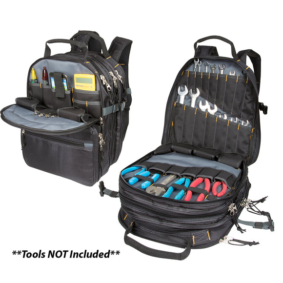 CLC 1132 75 Pocket Heavy-Duty Tool Backpack [1132] - Point Supplies Inc.