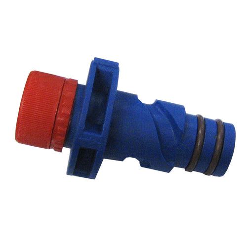 Johnson Pump Threaded Blue Insert f-61121, 61122 [61126]-Johnson Pump-Point Supplies Inc.