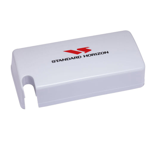 Standard Horizon Dust Cover f-GX1100 - GX1150 - GX1200 - GX1300 - White [HC1100]-Standard Horizon-Point Supplies Inc.