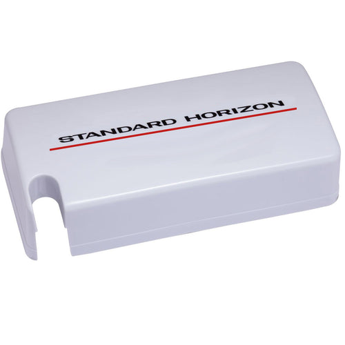 Standard Horizon Dust Cover f-GX1600 & GX1700 - White [HC1600]-Standard Horizon-Point Supplies Inc.
