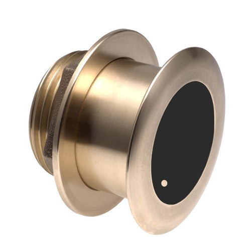Garmin B175M Bronze 12 Degree Thru-Hull Transducer - 1kW, 8-Pin [010-11939-21] - point-supplies.myshopify.com