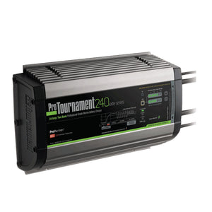 ProMariner ProTournament 240 elite Dual Charger - 24 Amp, 2 Bank [52024] - Point Supplies Inc.