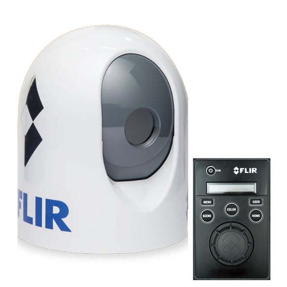 FLIR MD-625 Static Thermal Night Vision Camera w/Joystick Control Unit [432-0010-13-00] - Point Supplies Inc.