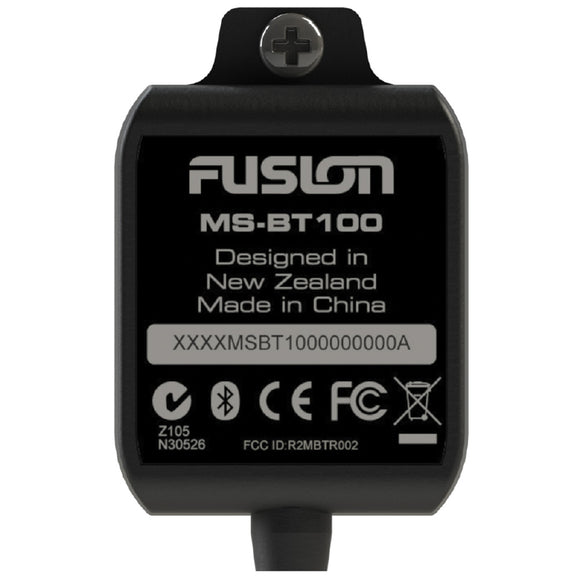 FUSION MS-BT100 Bluetooth Dongle [MS-BT100] - Point Supplies Inc.