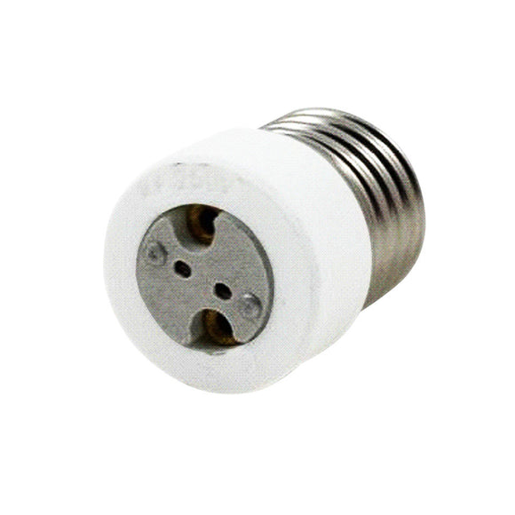 Lunasea LED Adapter Converts E26 Base to G4 or MR16 [LLB-44EE-01-00] - Point Supplies Inc.