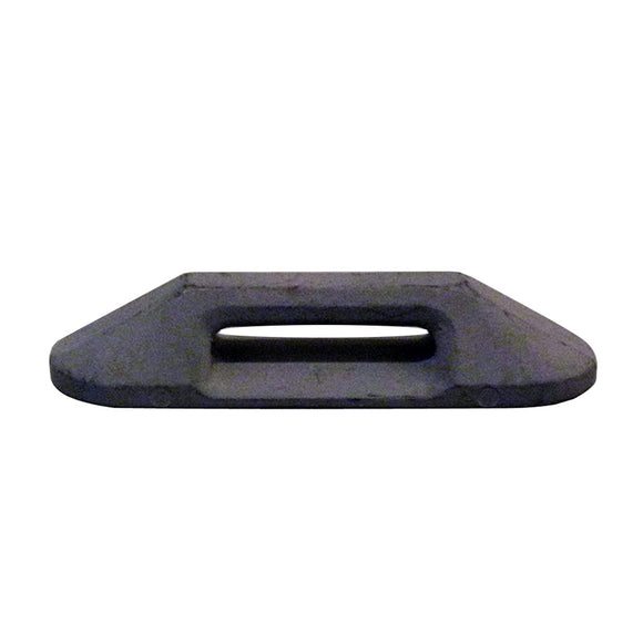 Weld Mount AT-113B Large Black Footman's Strap - Qty. 6 [80113B] - point-supplies.myshopify.com