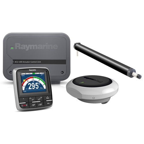 Raymarine EV-100 Tiller Evolution Autopilot [T70153] - point-supplies.myshopify.com