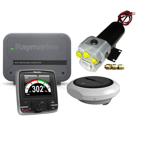 Raymarine EV-100 Power Evolution Autopilot [T70154] - point-supplies.myshopify.com