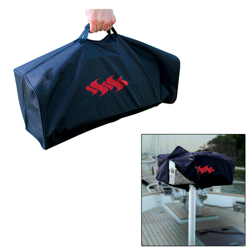 Kuuma Stow N' Go Grill Cover-Tote Duffle Style [58300]-Kuuma Products-Point Supplies Inc.