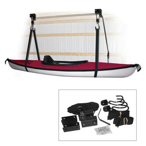 Attwood Kayak Hoist System - Black [11953-4]-Attwood Marine-Point Supplies Inc.