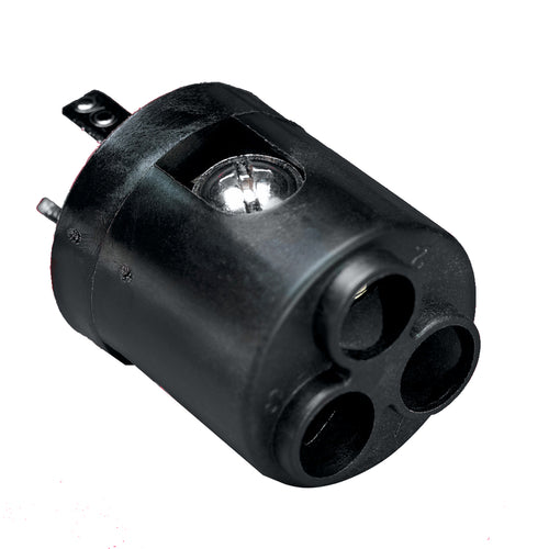 Marinco ConnectPro 3-Wire Receptacle 6-Gauge Adapter [12VBRAD] - point-supplies.myshopify.com