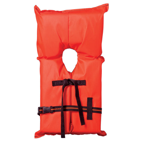 Kent Adult Type II Life Jacket [102000-200-004-12]-Kent Sporting Goods-Point Supplies Inc.