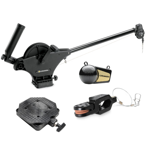 Cannon Uni-Troll 5 ST Manual Downrigger Trolling Kit [1901122] - point-supplies.myshopify.com