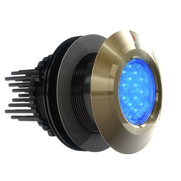 OceanLED 2010XFM Pro Series HD Gen2 LED Underwater Lighting - Midnight Blue [001-500745] - Point Supplies Inc.