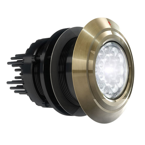 OceanLED 3010XFM Pro Series HD Gen2 LED Underwater Lighting - Ultra White [001-500748] - Point Supplies Inc.