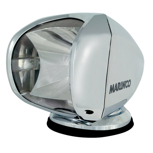 Marinco SPL-12C Wireless Spot Light - 100W - 12-24V - Chrome [SPL-12C]-Marinco-Point Supplies Inc.