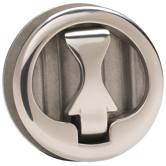 Whitecap Slam Latch - 316 Stainless Steel - Non-Locking - I-Shaped Handle [6094C] - point-supplies.myshopify.com