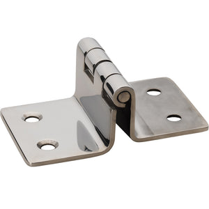 "Whitecap Folding Seat Hinge - 304 Stainless Steel - 2"" x 3-3-16"" [S-3444] - point-supplies.myshopify.com"