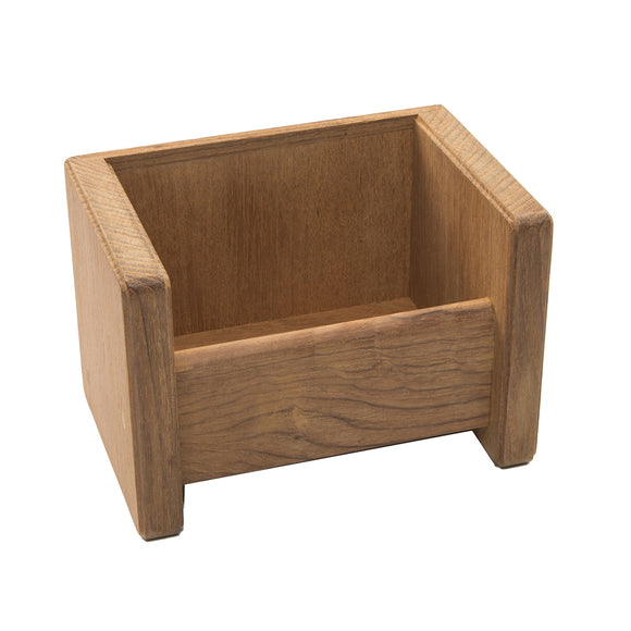 Whitecap Teak Mini Hold-All Rack [62524] - point-supplies.myshopify.com