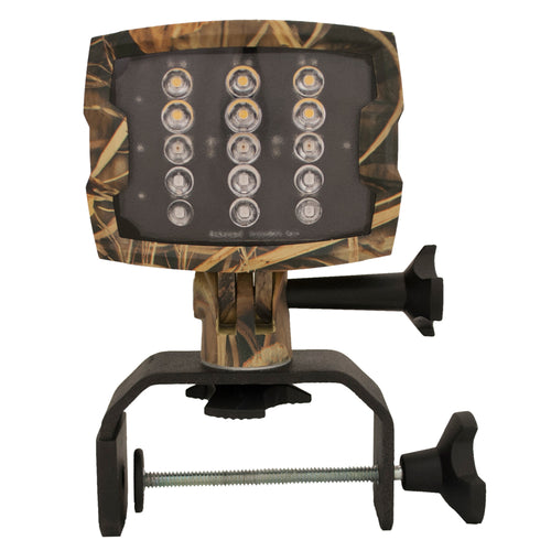 Attwood Multi-Function Battery Operated Sport Flood Light - Camo [14187XFS-7] - point-supplies.myshopify.com