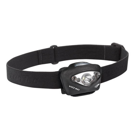 Princeton Tec VIZZ Industrial LED Headlamp - Black [VIZZ-IND] - Point Supplies Inc.