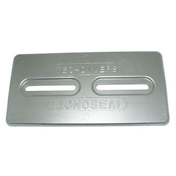 Tecnoseal TEC-DIVERS Plate Anode - Zinc [TEC-DIVERS]-Tecnoseal-Point Supplies Inc.