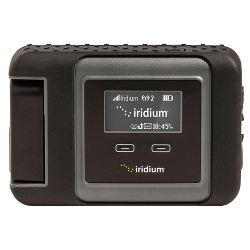 Iridium GO! Satellite Based Hot Spot - Up To 5 Users [GO] - point-supplies.myshopify.com