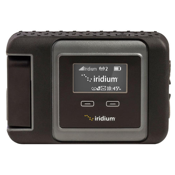 Iridium GO! Satellite Based Hot Spot - Up To 5 Users [GO] - Point Supplies Inc.