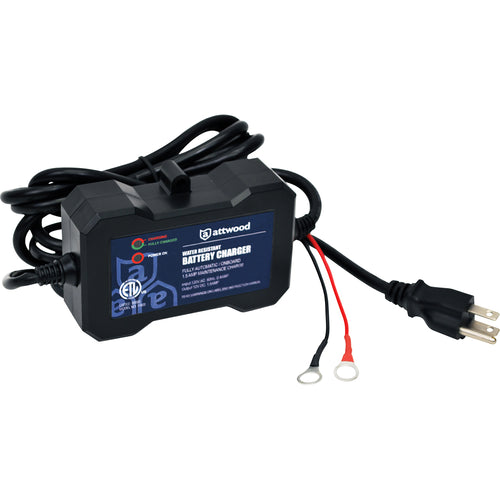 Attwood Battery Maintenance Charger [11900-4] - point-supplies.myshopify.com