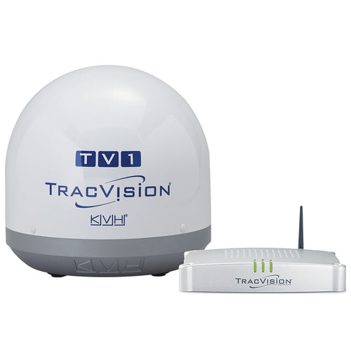KVH TracVision TV1 - Circular LNB f-North America [01-0366-07] - point-supplies.myshopify.com