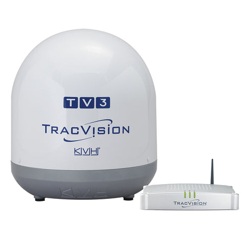 KVH TracVision TV3 - Circular LNB f-North America [01-0368-07] - point-supplies.myshopify.com