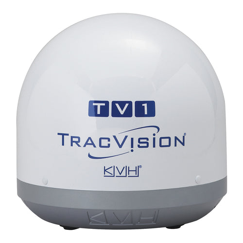 KVH TracVision TV1 Empty Dummy Dome Assembly [01-0372] - point-supplies.myshopify.com