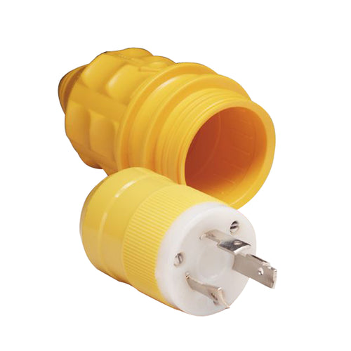 Marinco Plug & Boot Value Pack - 30A-125V [305CRPN.VPK] - point-supplies.myshopify.com