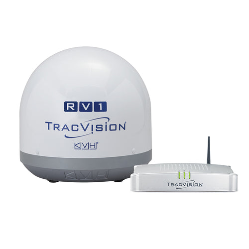 KVH TracVision RV1 [01-0367-07]-KVH-Point Supplies Inc.