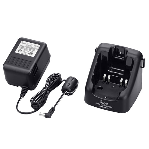Icom 220V Sensing Rapid Charger f-M88, F50 & F60 [BC190 02]-Icom-Point Supplies Inc.