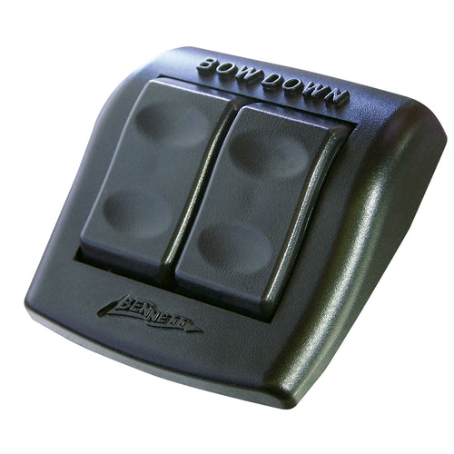 Bennett Rocker Switch Control f-BOLT [BRC4000]-Bennett Trim Tabs-Point Supplies Inc.