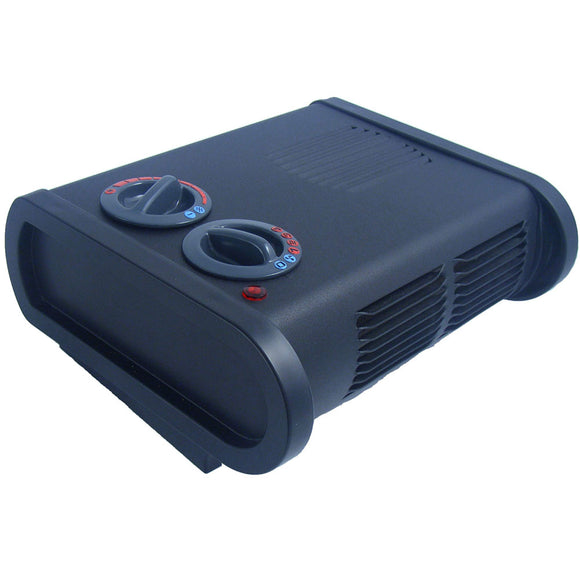 Caframo True North Deluxe 9206 120VAC High Performance Space Heater - 600, 900, 1500 W [9206CABBX] - Point Supplies Inc.