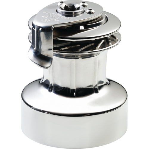 ANDERSEN 28 ST FS  - 2-Speed Self-Tailing Manual Winch - Full Stainless Steel [RA2028010000] - point-supplies.myshopify.com
