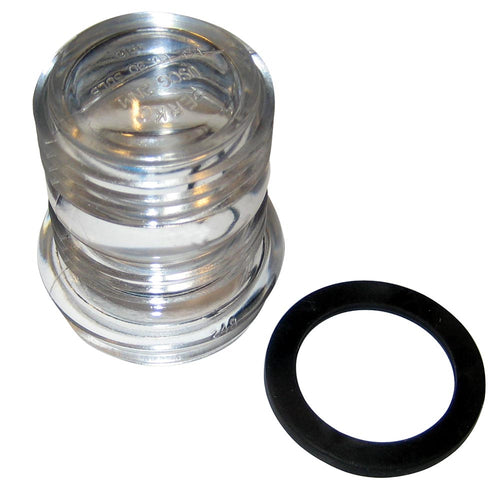 Perko Spare Clear Fresnel Globe 360 Lens f-All-Round Lights [0248DP0CLR] - point-supplies.myshopify.com