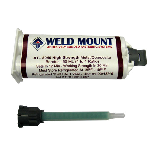 Weld Mount No Slide Metal-Composite Bonder - Case of 10 [804010] - point-supplies.myshopify.com