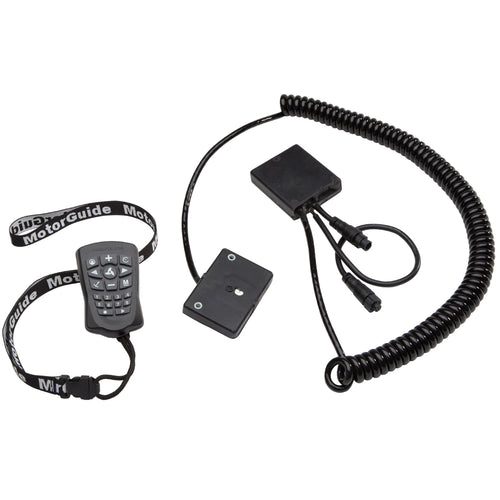 MotorGuide PinPoint GPS Navigation System [8M0092070]-MotorGuide-Point Supplies Inc.