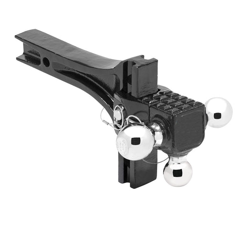 Draw-Tite Adjustable Tri-Ball Mount [63070] - point-supplies.myshopify.com