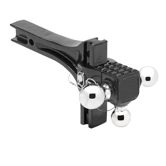 Draw-Tite Adjustable Tri-Ball Mount [63070] - Point Supplies Inc.