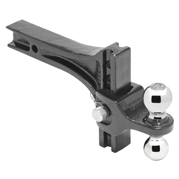 Draw-Tite Adjustable Dual Ball Mount [63071] - Point Supplies Inc.