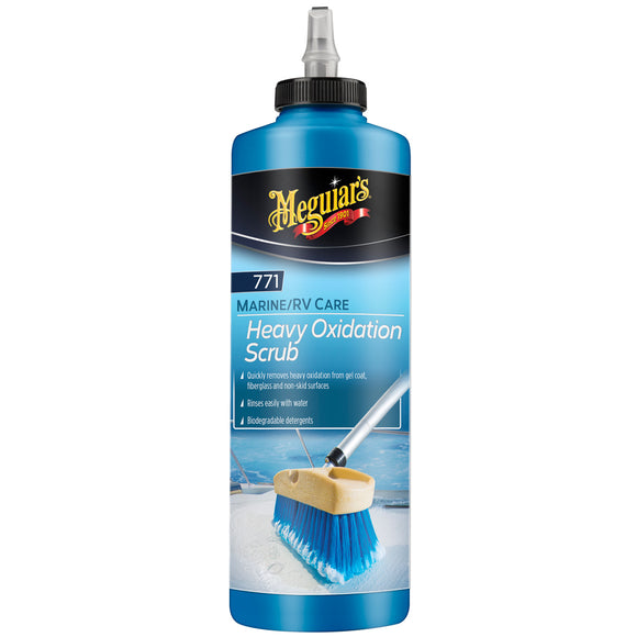 Meguiar's #771 Heavy Oxidation Scrub [M77132] - Point Supplies Inc.