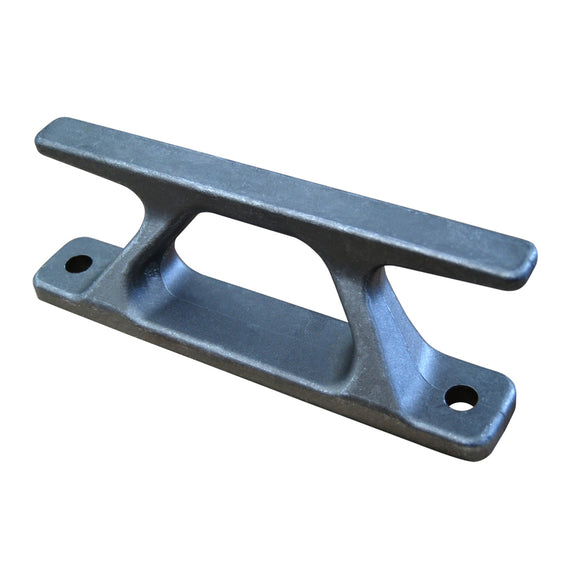 Dock Edge Dock Builders Cleat - Angled Aluminum Rail Cleat - 10