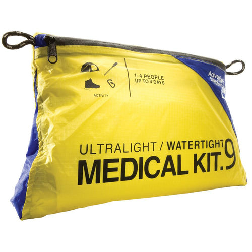 Adventure Medical Ultralight/Watertight .9 First Aid Kit [0125-0290] Adventure Medical Kits Point Supplies Inc.
